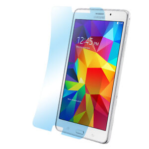 """Super Clear Protector Samsung Tab 4 7 """" See-Through Display Screen Protector"""
