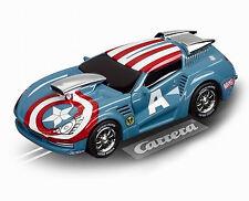 Carrera Go 61255 Marvel - Avengers Captain America Stormer