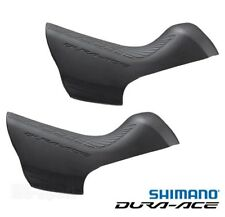 Genuine Shimano Dura-Ace ST-R9100 STI Brake Gear Rubber Lever Hoods Covers Black