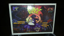 THE MAXX Bust by Legends In 3D MTV Networks 1996 Sam Keith Statue Porcelain RARE
