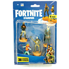 Fortnite Stampers 4 Pack - Series 1 - Random Characters Supplied