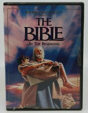 The bible... in the beginning - DVD