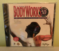 Body Works 5.0 Cd Rom for Windows Guide to Human Anatomy Disc Only #56B