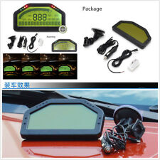 Car Dash Race Display OBD2 Bluetooth, Dashboard LCD Display Screen Digital Gauge