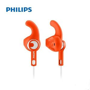 PHILIPS SHQ1300 ActionFit Sports Running Headphones Earphone for MP3 iPhone iPod