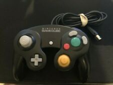 Nintendo Gamecube Black Gamepad - Can Be Used On Nintendo Switch