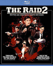 The Raid 2 (Blu-ray Disc, 2014) SKU 3800