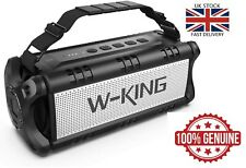 More details for w-king d8 d9 bluetooth speaker portable wireless waterproof party speakers