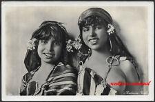 AK - LEHNERT & LANDROCK - Nr. 224 - Bedouin Girls - HAREM - AFRIKA - MAGHREB