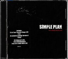 Simple Plan - MTV Hard Rock Live  / CD / NEU+VERSCHWEISST-SEALED!