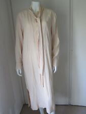 IVORY LONG SLEEVE DRESS FROM AUTOGRAPH AT MARKS & SPENCER - SIZE 10 - RRP £65
