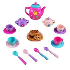 Tea Party Set Pretend Play for Kids, Teapot Play Set, Bath Toy, Kitchen Toy