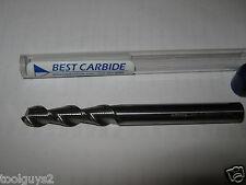 "1/4""diax 1 1/4""LOC x 4"" long  2 Flute High Performance Aluminum Carbide End Mill"