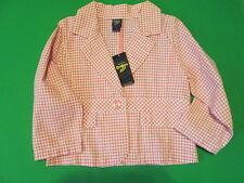 OshKosh girls jacket blazer size 5 New with tags