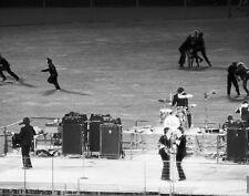"The Beatles Candlestick Park Aug 30, 1966.Photo Print 8.5  x 11"""