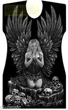 = women's tunic LOST SOUL - size XL tunika damska / gothic