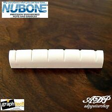 "Sillet Graph Tech Nubone LC-6116 Acoustic Gibson Taylor 1-11/16"" Sloted NUT 43.4"