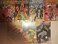 BATMAN & ROBIN ADVENTURES#2-16 VF/NM LOT 1995 (7 BOOKS) DC COMICS