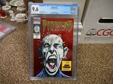 Pinhead 1 cgc 9.6 Clive Barker's 1st Pain Packed issue Marvel Epic 1993 FOIL cov