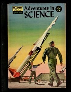 CLASSICS ILLUSTRATED SPECIAL #138A  FINE- (SCIENCE) FREE SHIPPING ON $15 ORDER!