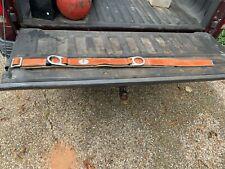 Used Rose Mfg Co Lineman Safety Harness Climbing Belt Model 502512 Tree Pole Usa