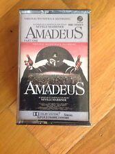 Wolfgang Amadeus Movie Soundtrack Double CASSETTE TAPE ORIGINAL COPY