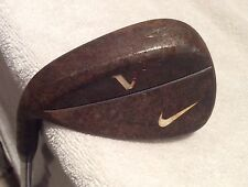 LH Rusty Nike Victory Forged Black Oxide Gap Approach A Wedge 52 10 Steel
