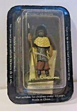 DeAgostini SM053 Medieval Knight Lead Figure 60mm 1/32 Sealed Blister Pack