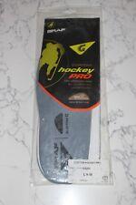 NEW GRAF CUSTOM HOCKEY PRO SIDAS TECHNOLOGIES INSOLE HOCKEY SKATE FOOTBED L 9-10