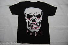 PULLED APART BY HORSES P.A.B.H. SKULL T SHIRT SML NEW OFFICIAL TOUGH LOVE BLOOD
