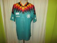 """Deutschland """"DFB"""" Original Adidas Auswärts Weltmeisterschaft Trikot 1994 Gr.M"""