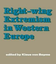 Right-wing Extremism in Western Europe-ExLibrary