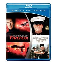 HEARTBREAK RIDGE / FIREFOX (Clint Eastwood)  -  BLU RAY  -  Region free