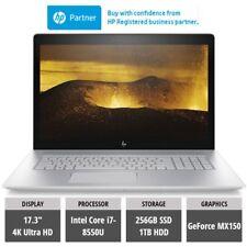 """HP ENVY 17-ae103na GAMING LAPTOP i7-8550U 17.3"""" ULTRA HD 4K SSD GeForce MX150"""