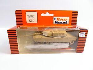 Roco Minitanks 519 M1 A1/A2 Abrams Panzer OVP 1:87 #4381