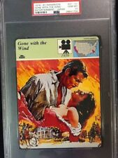 PSA 10 GEM   MINT    Gone With The Wind/Clark Gable       Panarizon #21-01