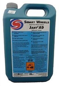 AutoSmart Smart Wheels Non Acidic Wheel Cleaner 5 L (FREE MICRO) FREE DELIVERY