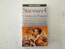 livre poche Timothy Zahn Star Wars l'heritier de l'empire POCKET science fiction