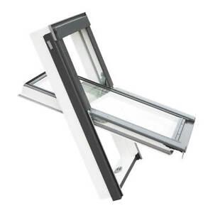 RoofLITE+ SOLID WHITE Roof Windows (inc Flashing Kit)