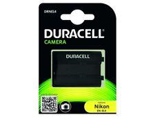Duracell DRNEL 4 Premium Analógico Nikon EN-EL4 Batería D2H D2Hs D2X D3 D3S D3X F6 1