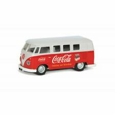 Bus miniatures coca-cola VW