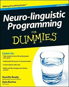 Neuro-Linguistic Programming (NLP) for Dummies (For ... by Kate Burton Paperback