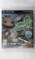 PS3 SONY PLAYSTATION 3 SEALED LITTLE BIG PLANET 2 - MEDIA MOLECULE - SONY -