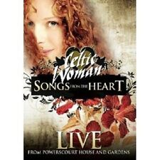 """CELTIC WOMAN """"SONGS FROM THE HEART"""" DVD NEU"""