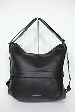 Neu Mandarina Duck Leder Rucksack Backpack Henkeltasche Tasche Bag 4-17 UVP 165€