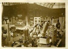 """""""Un coin du SALON des ARTS MENAGERS 1932"""" Photo originale G. DEVRED (Agce ROL)"""