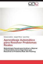 Aprendizaje Automatico Para Resolver Problemas Reales (Paperback or Softback)