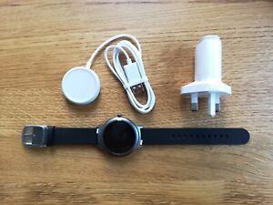 NEW LG Watch Style W270 Titan Grey Smartwatch Wear OS Bluetooth Wifi Dress IP67