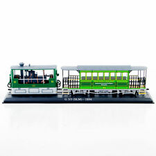 1/87 Atlas Tram Model G 3/3 (SLM) 1984 Diecast Car Model Truck Bus Toys Gift