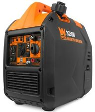 Wen 56235i Super Quiet 2350-Watt Portable Inverter Generator with Fuel Shut Off